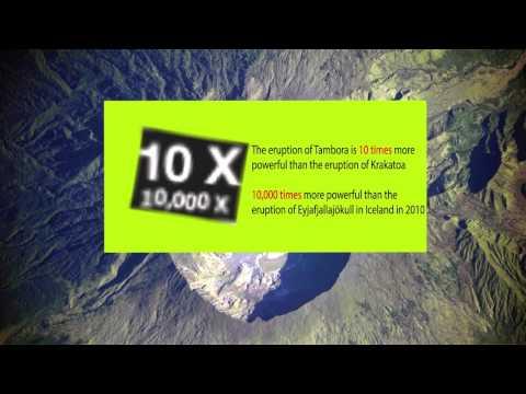Indonesia The Untold Stories - Mount Tambora Eruption