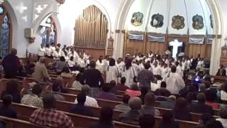 God's Tomorrow - City Wide Revival Choir - Pastor Lenora Young Director