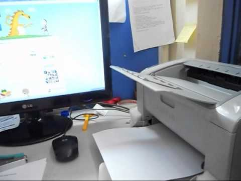 Samsung ML-2160 Series Mono Laser Printers - special feature