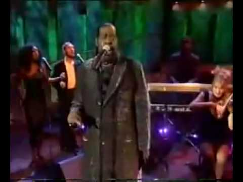 Barry White - You Are The First, My Last, My Everything (Live)