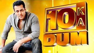 Salman Khan To Return To TV With Dus Ka Dum Once Again