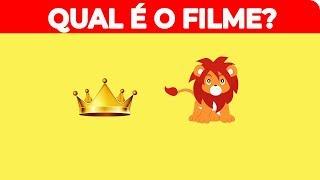 ADIVINHE O NOME DO FILME OLHANDO PARA OS EMOJIS  Top Quiz