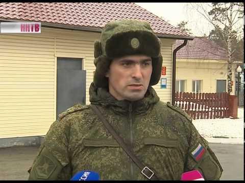 Уникальная семья служит в 6-й отдельной танковой бригаде в поселке мулино нижегородской области