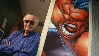 Marvel Comics Legend Stan Lee Dies at 95