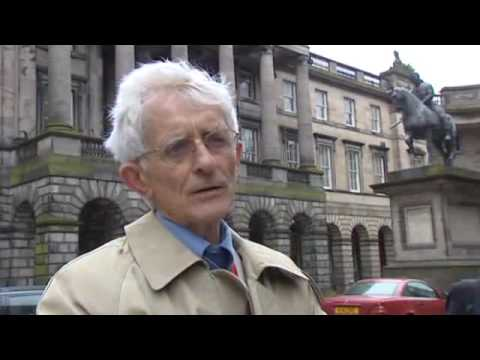 Lockerbie Bombing Evidence Newsnight Scotland pt 1