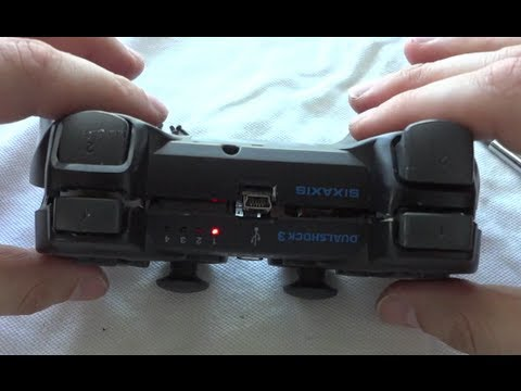 Replacing Thumb Stick button on a Sony Playstation Six Axis PS3 DualShock 3 Game Controller