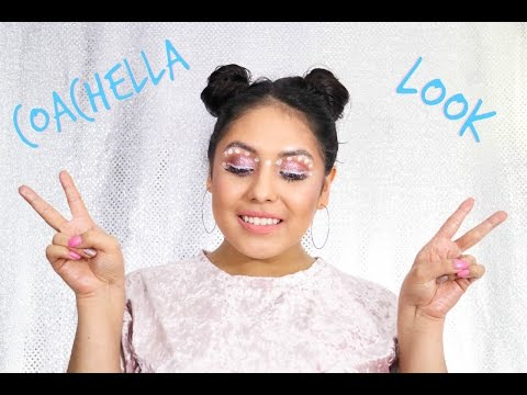 Coachella | Music Festival  Makeup Look!!!