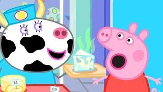 Peppa Pig Full Episodes | Peppa Pig's Market's Bargain!