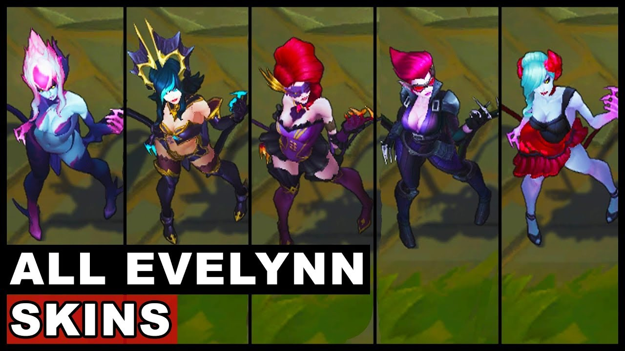 Tango Evelynn Skin  League of Legends Wallpapers