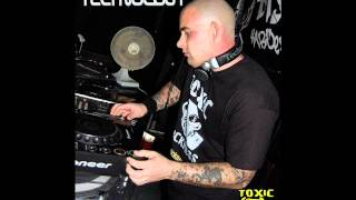 DJ Terror Gabber Studio Mix April 2012 Clip