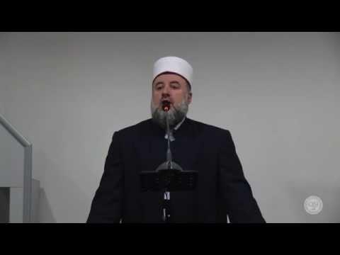 Të keqen pasoje me të mirë - Fadil Musliu - HUTBE