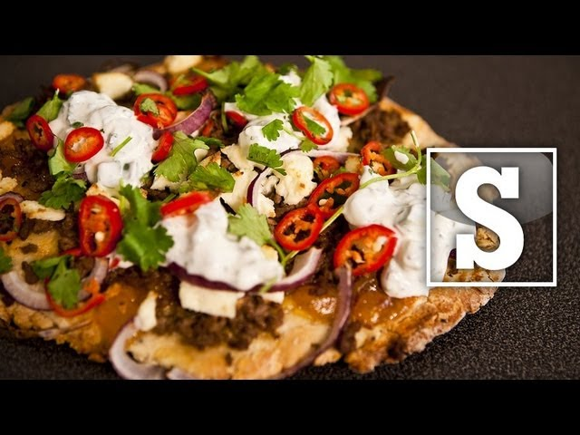 NAAN PIZZA RECIPE ft Chef Buff - SORTED