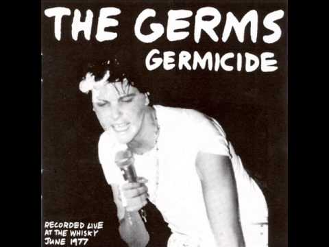 Germs - Suicide Machine