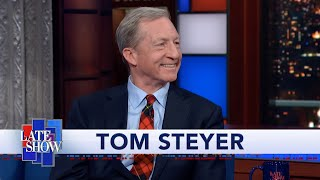 Tom Steyer: Corporations Are Not People
