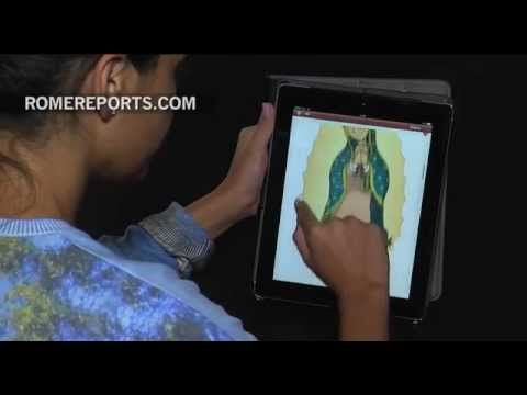 Everything on the Virgin Mary in one smartphone app