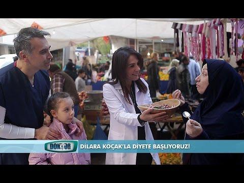 Doktorum 2. Bölüm - Dilara Koçak'la Diyetteyiz - Yağ Yakan Lahana Salatası