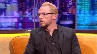 """Simon Pegg"" On The Jonathan Ross Show Series 5 Ep 7 23 November 2013 Part 3/5"