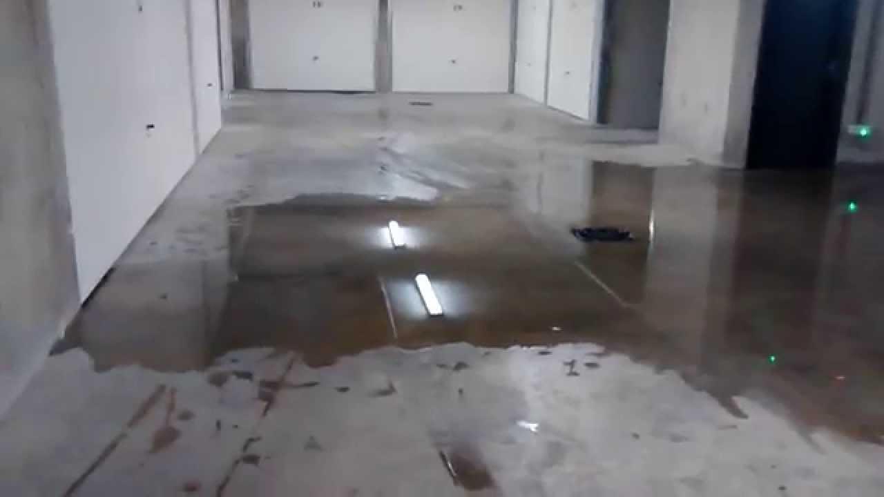 Les m riers inondation sous sol youtube - Infiltration sous sol maison ...