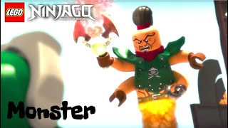 Monster (Skillet) ~Nadakhan Tribute (Ninjago) | N.T
