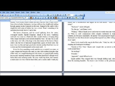 What Are the Benefits of Using Microsoft Word? : Microsoft Office Software