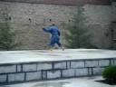 Shaolin Staff Form Grading by Patrick Reddy