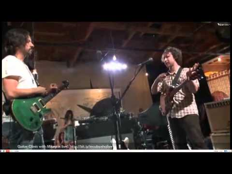 Mike Guitar Clinic - IHQ Liveâ–º Sick Sad Little World / Spoken section / Part 9