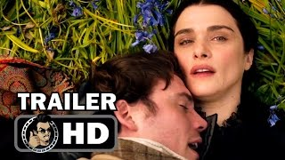 MY COUSIN RACHEL Official Trailer (2017) Rachel Weisz Drama Movie HD