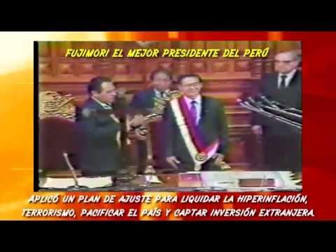 El día que Alberto Fujimori eclipsó a Vargas Llosa