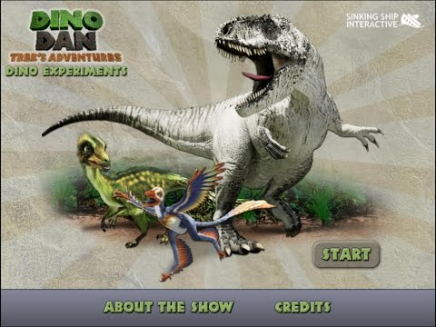 Dino Dan Dinosaur Cartoons Dinosaurs Full Game Episodes Cartoon for Children Kids Games Watch