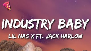 Download lagu Lil Nas X - Industry Baby ft. Jack Harlow