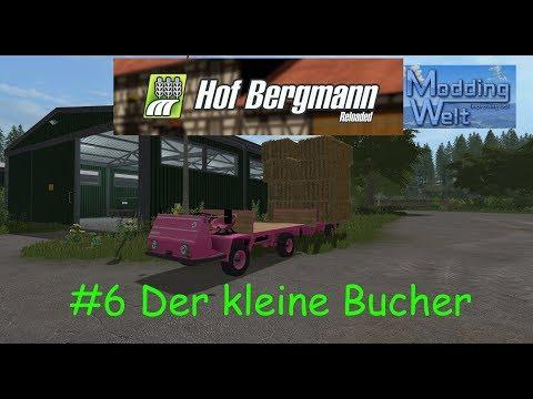 LS17 | Hof Bergmann Reloaded | #6 Der kleine Bucher