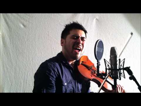 Bill Withers: Ain't No Sunshine- David Wong- Violin and Vocal Cover