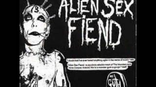 Watch Alien Sex Fiend Now Im Feeling Zombiefied video