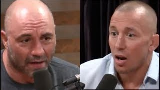 Joe Rogan - GSP Had Ulcerative Colitis During Michael Bisping Fight