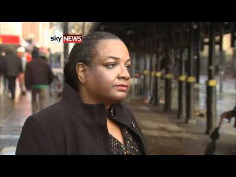 Diane Abbott Defends