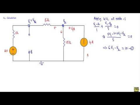 Thevenin Circuit : Example 3