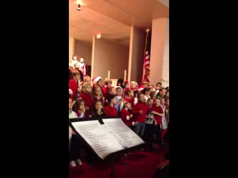 Sonoran Heights Elementary School Christmas concert 2012