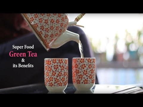 Super Food Green Tea and its Benefits || Soul I M Better Health through Nutrition