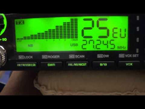 Legal AM/SSB CB Radio (27/06/14).......The Final Countdown!!