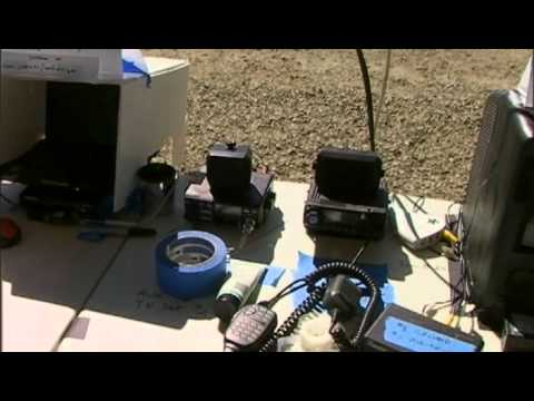 Summary of equipment used for Parachute Mobile Mission 12, Sept 9, 2012