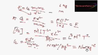 মহাকর্ষীয় ধ্রুবক  G বলতে কি বুঝো | পদার্থ বিজ্ঞান