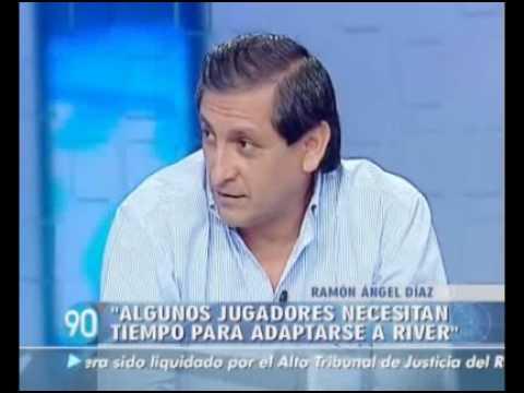 Ramón Y Sus Ganas De Volver A River - Fox Sports 26022010