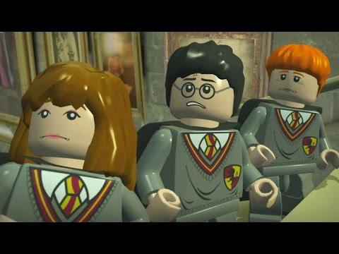 LEGO Harry Potter Remastered Walkthrough Part 2 - Voldemort