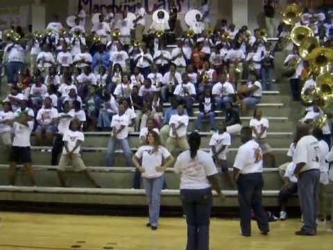 Clarksdale High School Band 2007-08