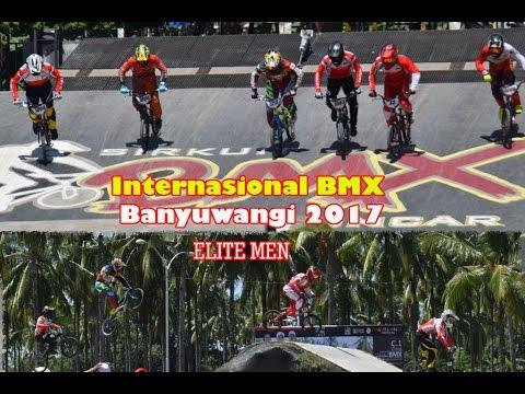 Festival Internasional BMX 2017 Banyuwangi Kelas Junior Elite Men Final 1