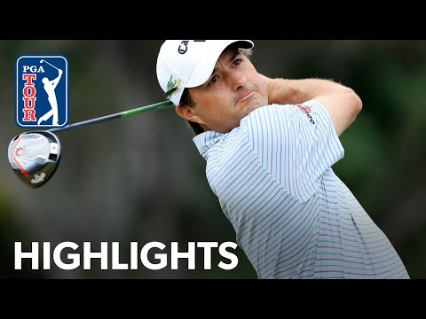 Kevin Kisner shoots 6-under 64 | Round 3 | Sony Open 2020
