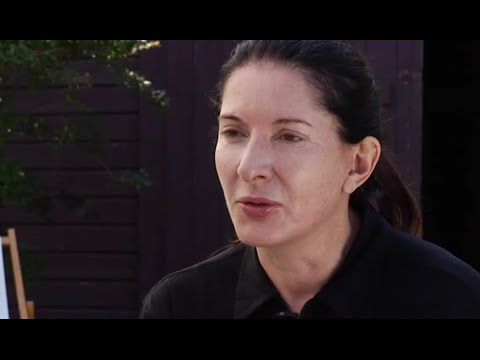 Marina Abramovi&Auml;: What is Performance Art?