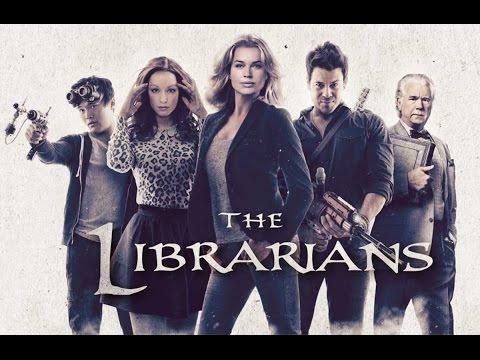 Библиотекари (The Librarians) Русский Трейлер