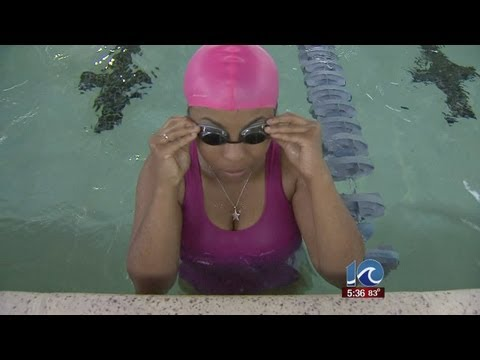 Treading water: African Americans and swimming
