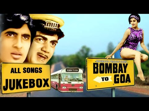 Bombay To Goa - All Songs Jukebox - Superhit Evergreen Romantic Hindi Songs video